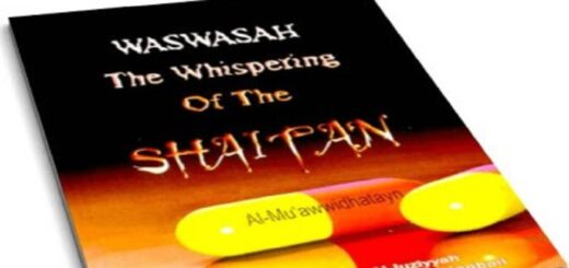 Waswasah: The Whispering Of Shaitan (Book review)