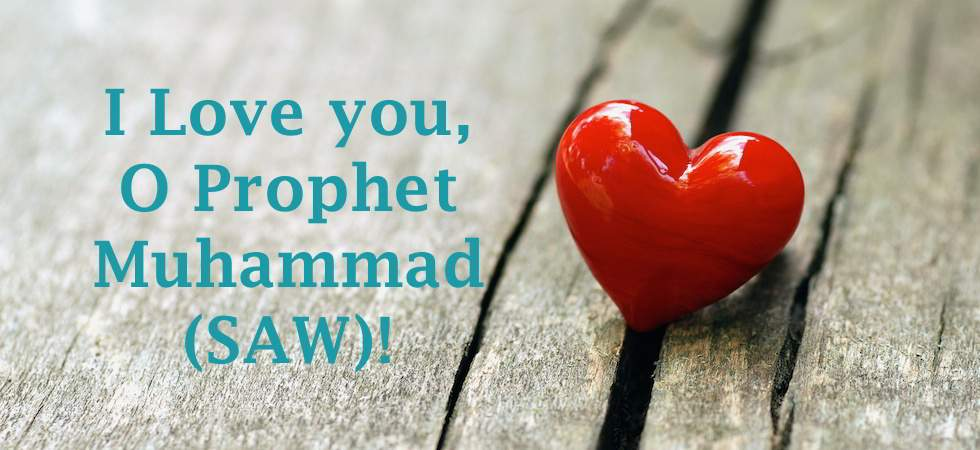 Image result for prophet muhammad love