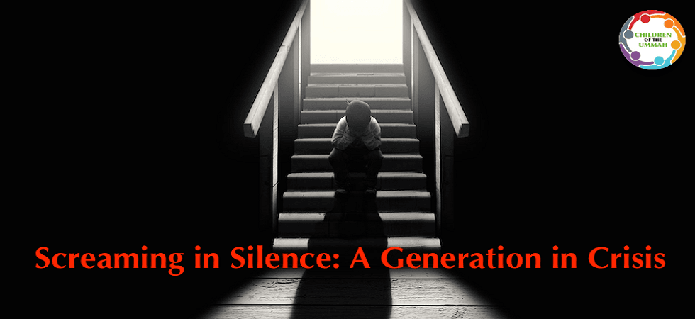 Screaming in Silence - A Generation in Crisis